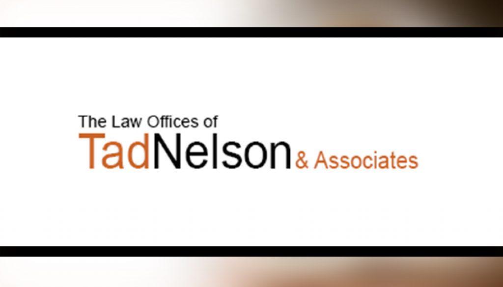 Tad Nelson Logo