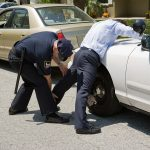 Suspected Drunk Driver